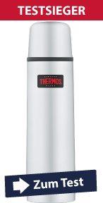 Die Thermos leicht und kompakt im Thermoflasche-Test.