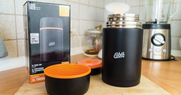 Esbit Foodbehälter Beitragsbild.