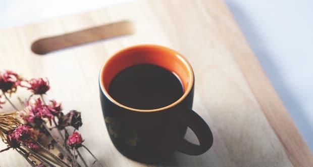 Kaffeetasse fotografiert.