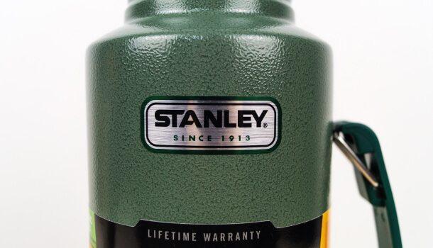 Lebenslange Garantie auf diesen robusten Behälter.