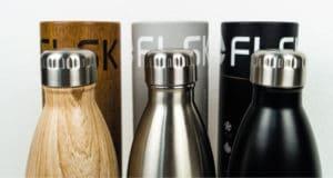 Trinkflaschen im Stiftung Warentest sehr gut.
